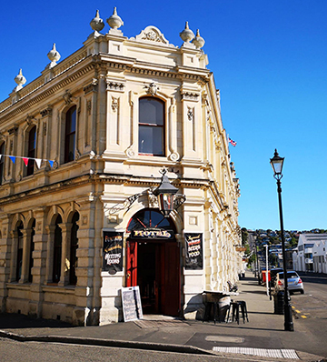 Short-term rental in Oamaru